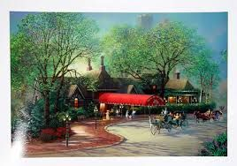 Tavern on the Green - Discounted Artwork