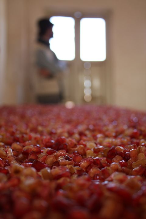 pomegranate - EBONY ART