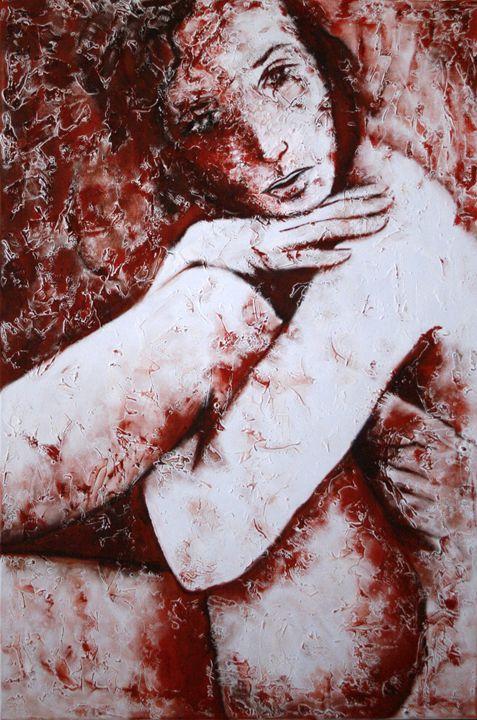 Traumatic Look - EBONY ART