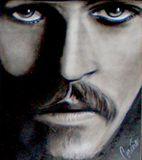 """25.5"""" x 18"""" Original Johnny Depp"""