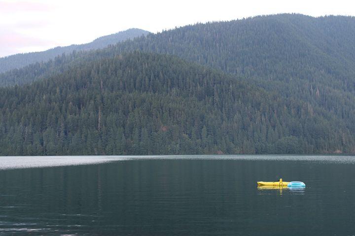 Baker Lake III -  Stringer.julieanne