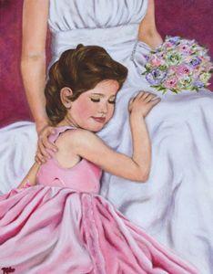 The Littlest Wedding Belle