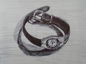 Watch Sketch