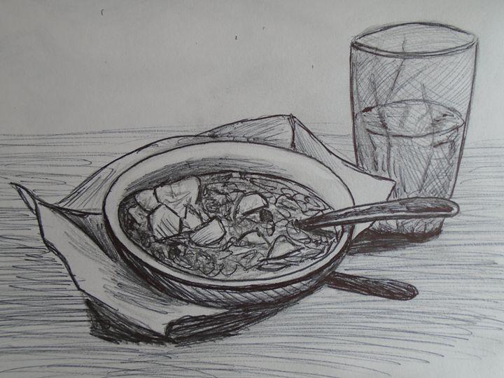 Food Sketch - KM Studio