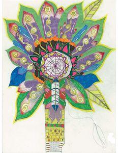 Mystical Ancient Shaman's Wand