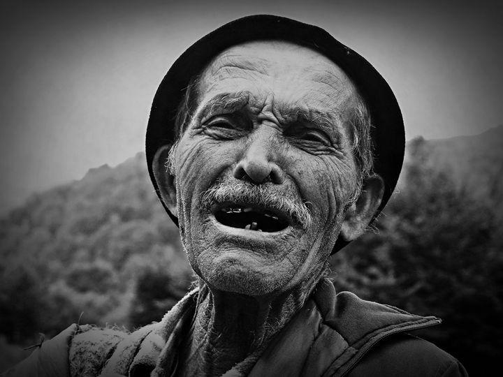 Oldage - Art photography