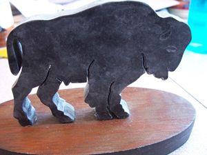 Hand Made Buffalo