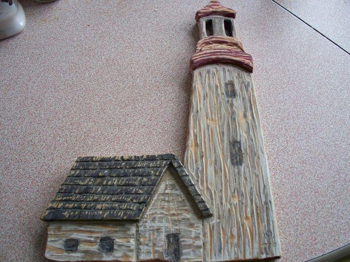 The Nova Scotia Lighthouse - Kenneth's Art Gallery