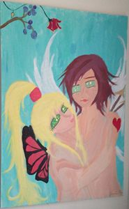 Eros and Psyche at Last