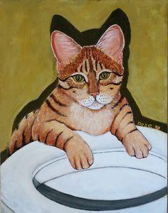 """""""Curious Kitten"""""""