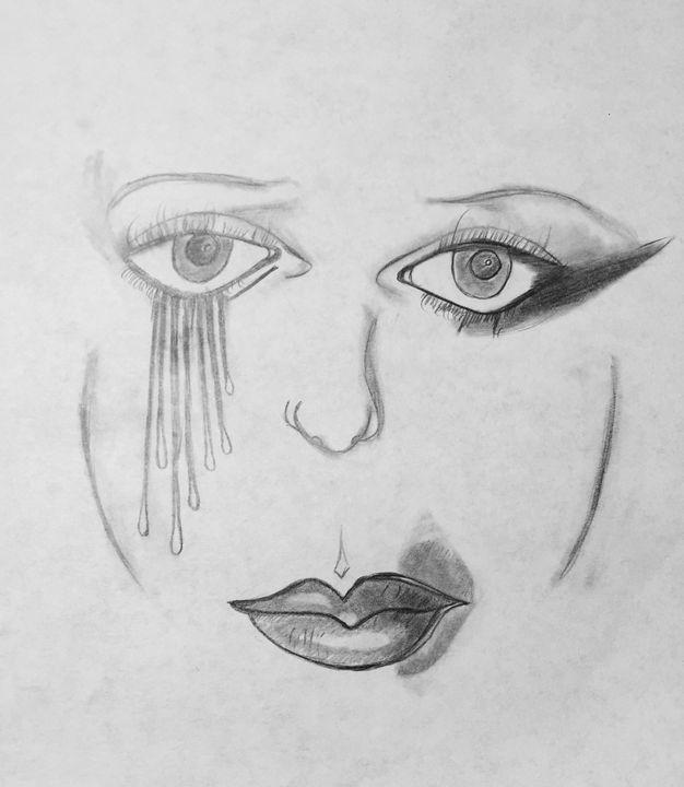 Depressed Women Of Unperfectness - Anthony Alston Visual Arts