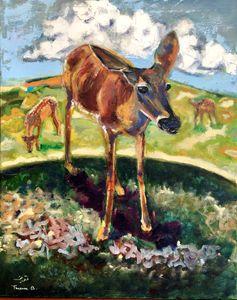 Dear Deer - Therese Basha