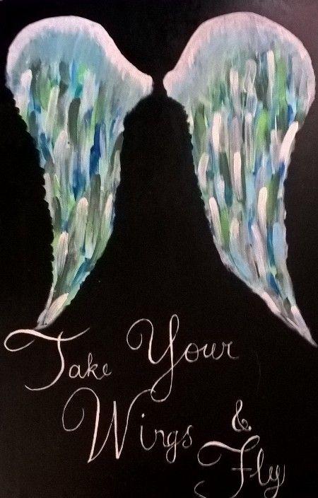 Your Wings - Bella Campos