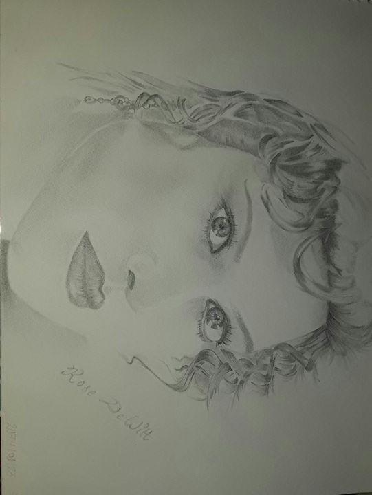 In loving memory (Titanic) - Art evolution
