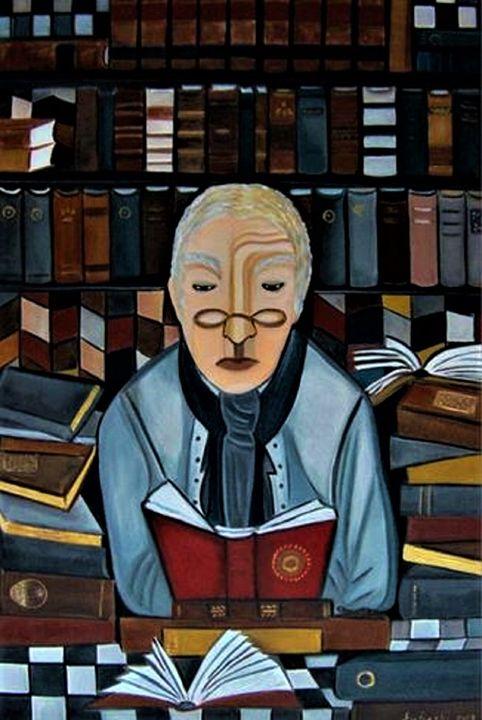 The Librarian - Karen Serfinski