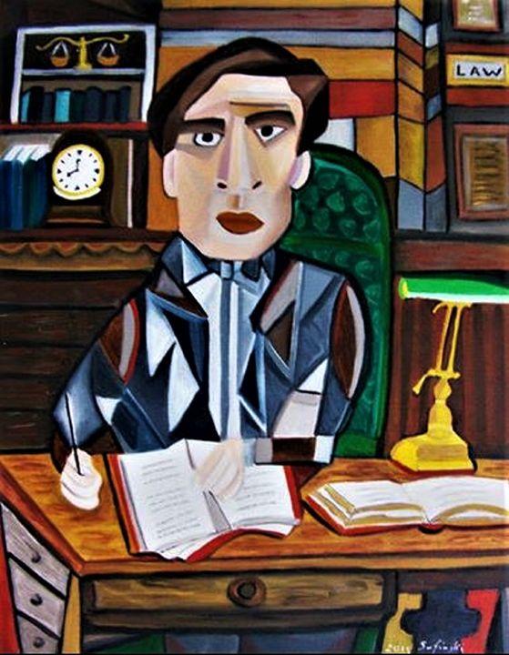 Notations of a Lawyer - Karen Serfinski