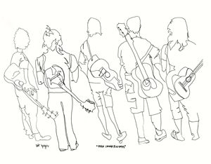 Open Carry Guitars