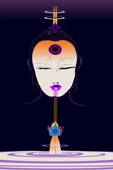 The Unchanging  /1 - Paintings by Jean Laurent Orgaz