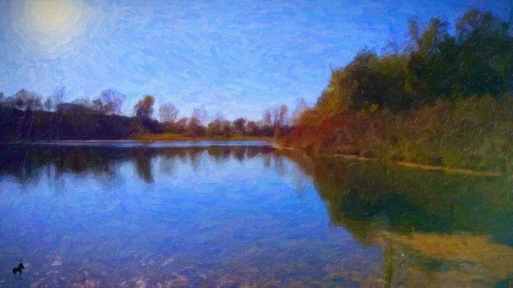 Jo's Lake - Mystique Gallery