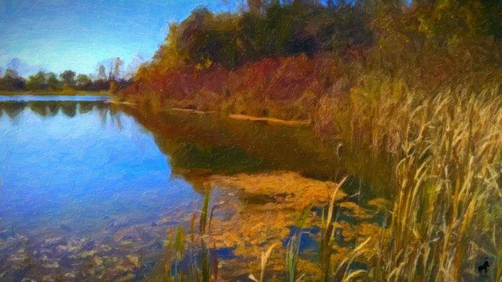 Jo's Lake 2 - Mystique Gallery