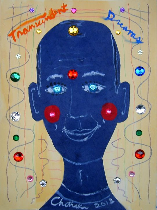 Transcendent Dreams - Harry Chitrakar Kottler's Paintings