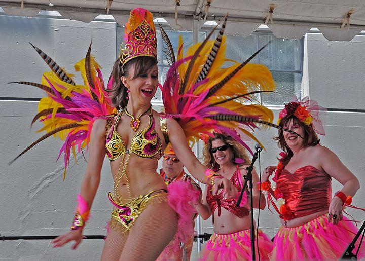 Carnival Dancer - Capturing Life