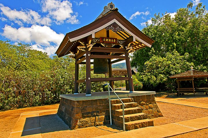 Buddhist Bell - Capturing Life