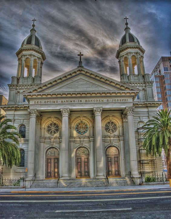 Cathedral Basilica of St. Joseph - Capturing Life
