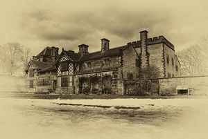 Shibden Hall - Mono...
