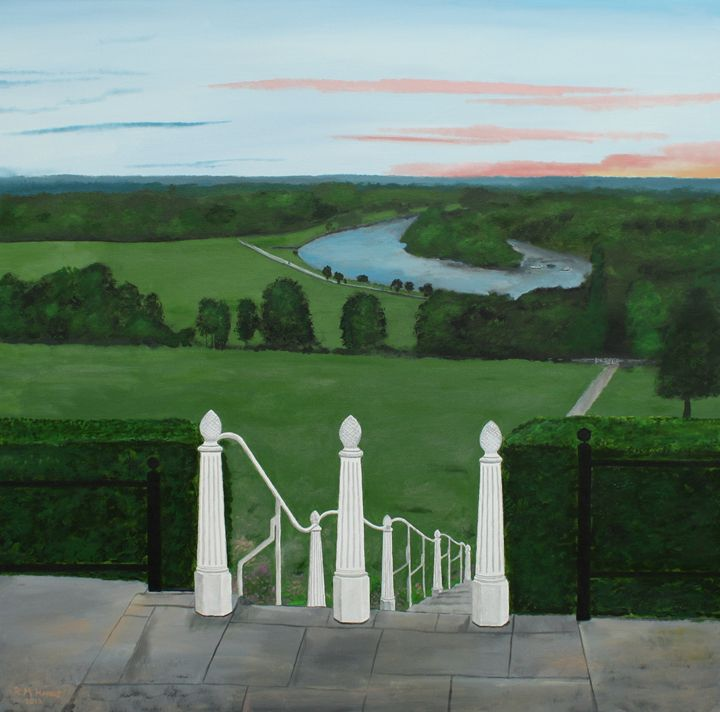 Richmond Hill View - Robert Harris