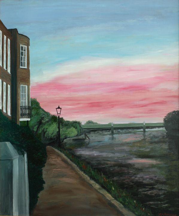 Strand-on-the-Green 1 - Robert Harris