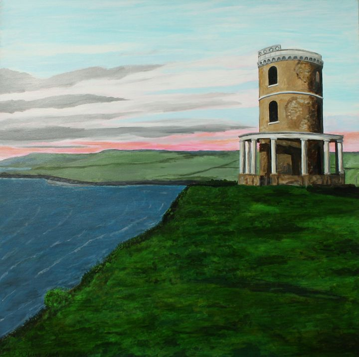 The Clavell Tower - Robert Harris