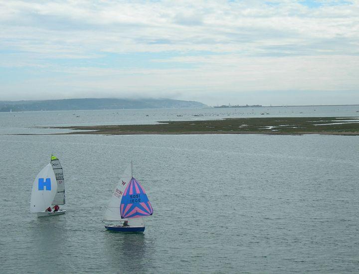 Sails - Robert Harris