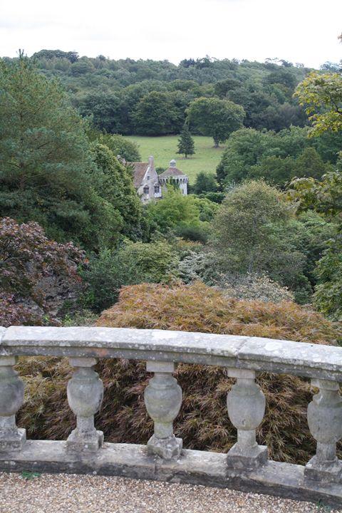 Scotney Castle View - Robert Harris