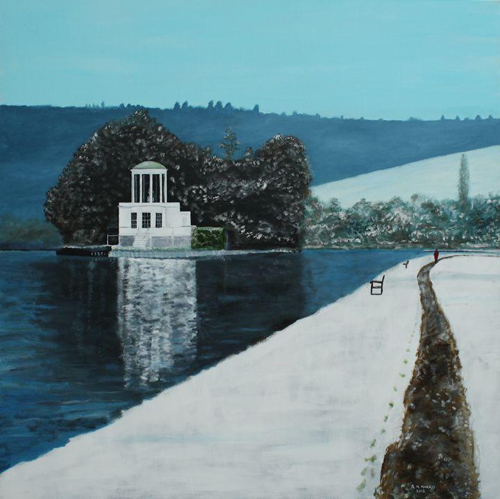 Temple Island, Henley - Robert Harris