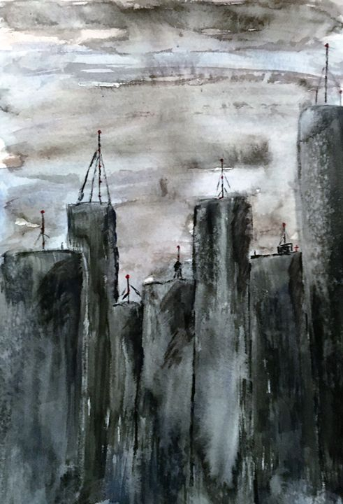 The City - John Clements