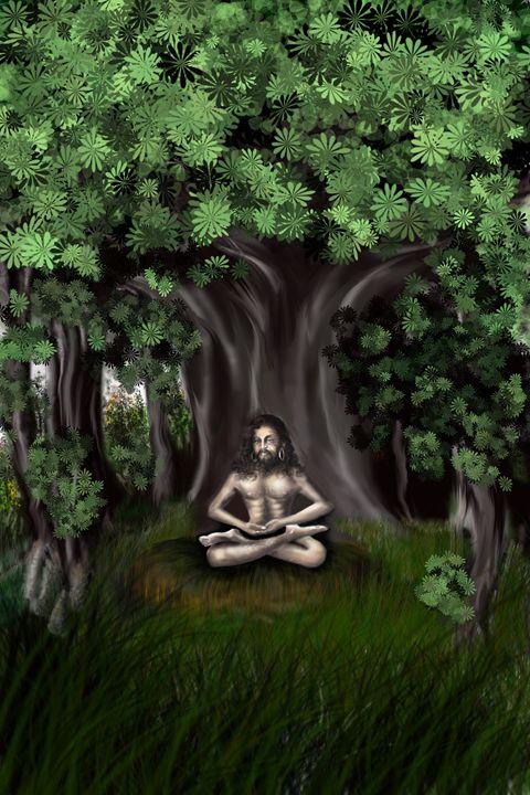 Digital art with high resolution - ChandraSekharKumar Vuttaradi