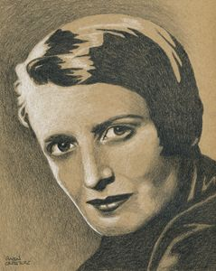Author and Philosopher Ayn Rand