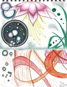 Petri Bubble Abstract