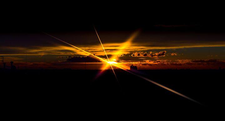 Barcelona Sunrise - Martin Velebil