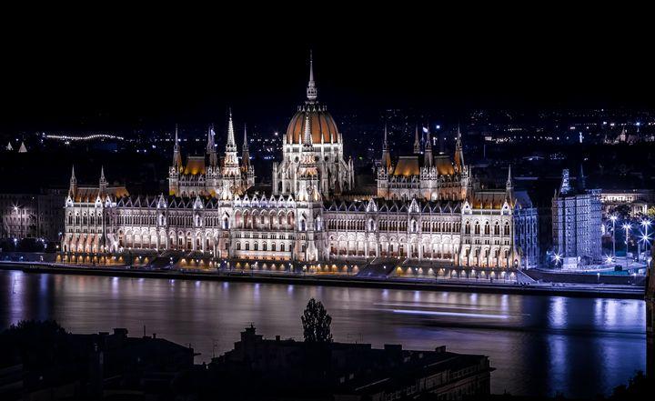 Parliament - Martin Velebil