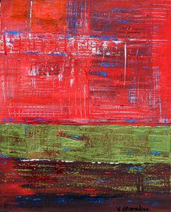 Full Original ART - Red Soil