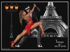 Tango en Paris