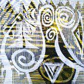Woodcutprint / mokuhanga