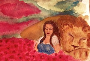 Poppies and Sleep