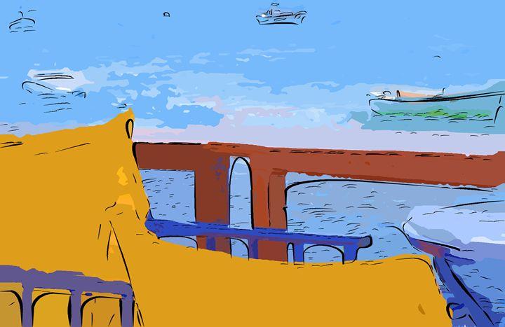 Yellow seat - Nine
