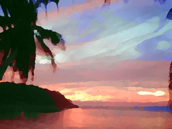Thai sunset II - Nine