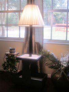"""""""Miami Art Deco"""" Lamp Table"""