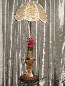 """Aloha"" Lamp table"