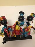 African Woman Sculptures